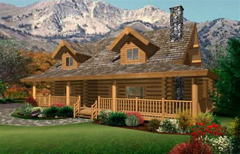 ranch log homes floor plans bee home plan home