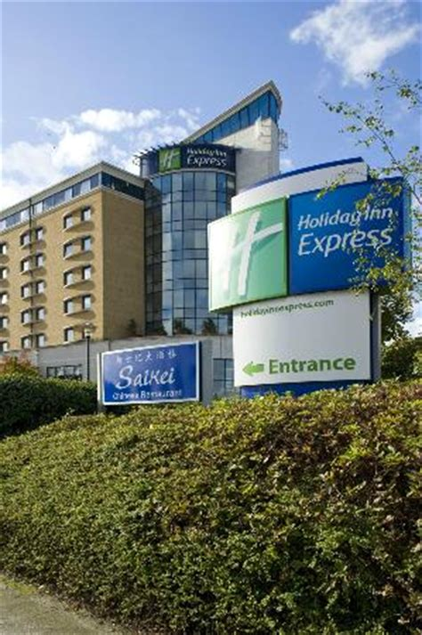 express by holiday inn greenwich just a 10 minute walk from the o2 arena picture of