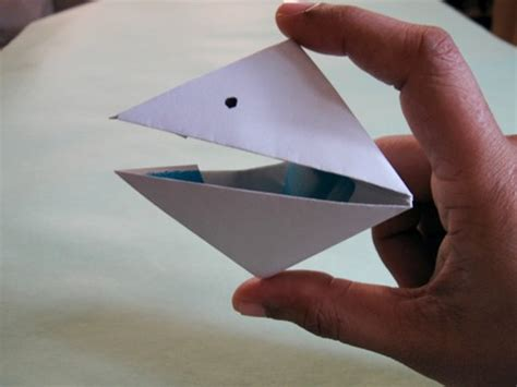 How To Make A Paper Snapper - origami snapper fish how to make origami