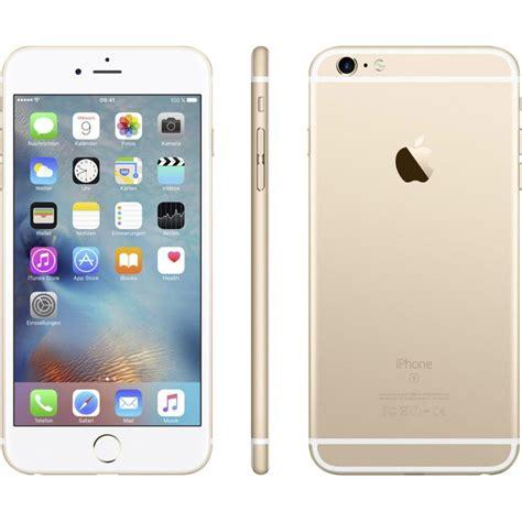 Iphone 6 Enam S 128gb Gold apple iphone 6s plus 128 gb gold from conrad