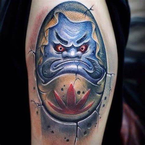 daruma doll tattoo 28 awesome daruma doll tattoos