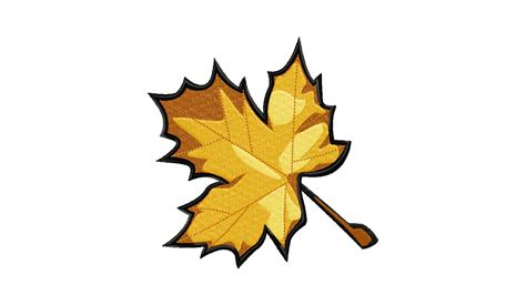 free fall machine embroidery designs fall maple leaf machine embroidery design daily embroidery