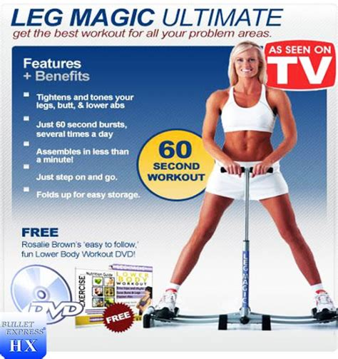 7 Work Out Products Do They Work by Frugal Fitness 174 Does Leg Magic Exercise Equipment Really