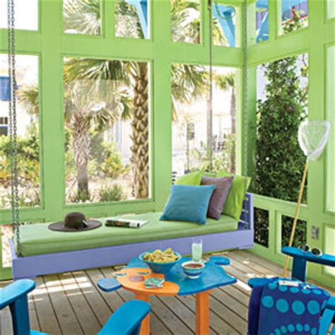 outdoor themed home decor beach decorating ideas outdoor spaces southern living