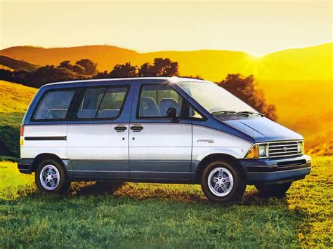 the majestic ford aerostar pics