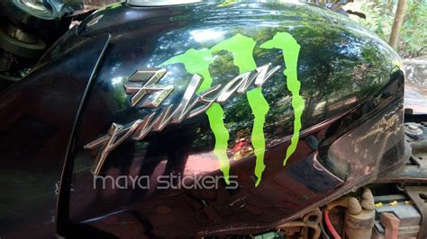 Bike Sticker Alteration by Pulsar 150 Sticker Alteration Bikes Bicycling And The