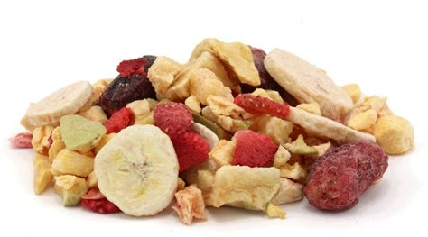 Mixed Dried Fruit freeze dried fruit cocktail simply fruit cocktail nuts