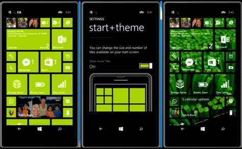 live themes for windows 8 1 phone windows phone 8 1 is official here are the new features