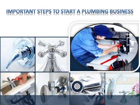 How To Start A Plumbing Business With No Money by Important Steps To Start A Plumbing Business