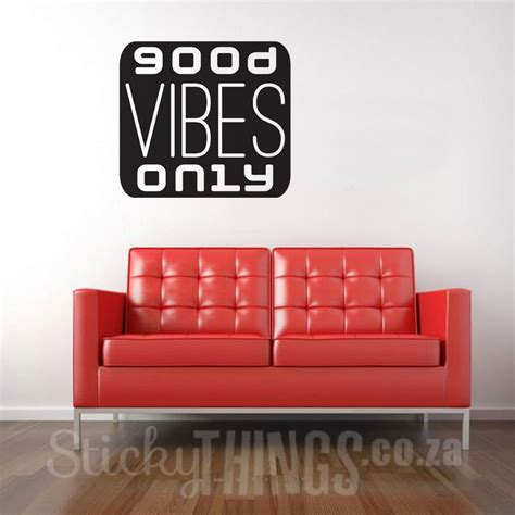 wall stickers office office wall sticker vibes only stickythings co za