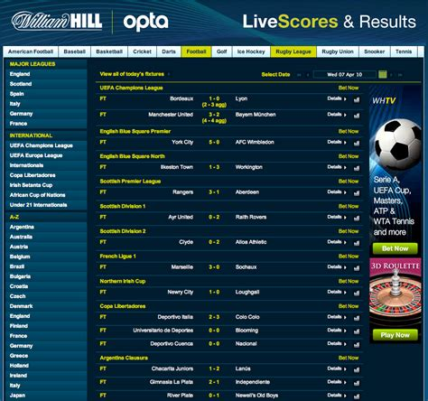 soccer result football results live cantech