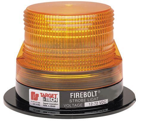 Strobo Federalsignal federal signal firebolt plus strobe beacon free shipping