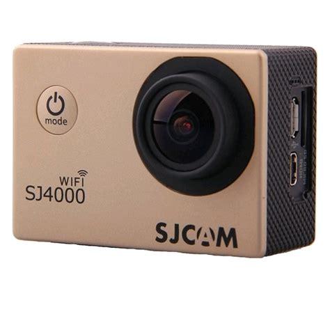 Sjcam Sj4000 sjcam sj4000 wifi gold expansys australia