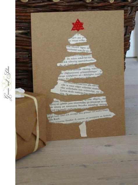idee carte de noel fait maison  photo de carte fait main