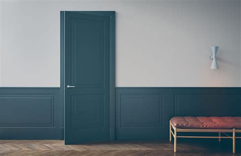 Red Door Paint Colors Boiserie And Design Dividers Lualdi Spa Wood Jamb And