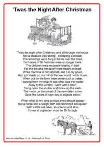 printable version of the nativity story christmas stories and poems