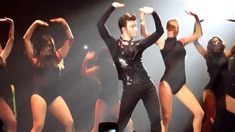 Glee single ladies choreography