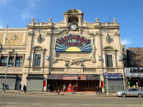 theater bronx loews paradise theatre bronx new york city flickr