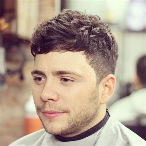 mens short messy comb over 29 best images about wavy hairstyles for men on pinterest