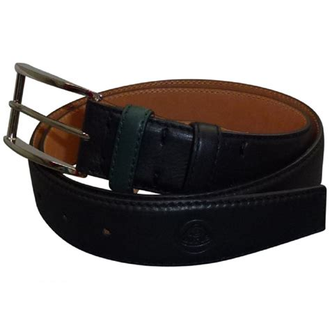 lotus leather belt black available at 195 mph