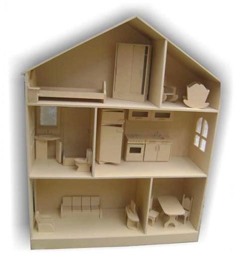 como hacer una casa para munecas de carton como hacer casa de cart 243 n para mu 241 ecas con hermosos detalles