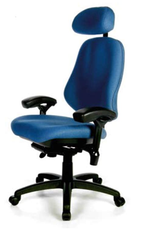 Headrest For Office Chair by Bodybilt 3504 Ergonomic Office Chair With Headrest