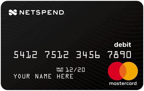 Netspend Gift Card - myvanilladebitcard gift card lamoureph blog