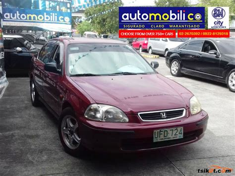 honda civic philippines honda civic 1997 car for sale metro manila philippines