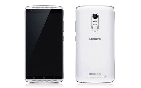 Lenovo Vibe Fingerprint Lenovo Vibe X3 With Fingerprint Scanner Launched News