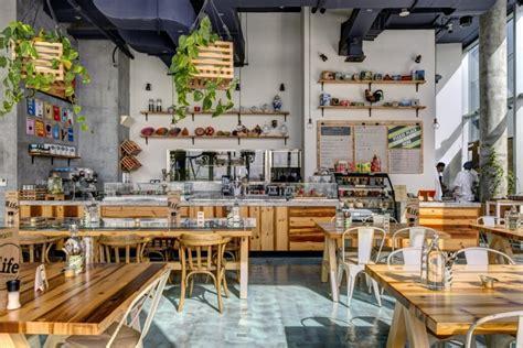 Cafe Kitchen Design Singular Market Blog
