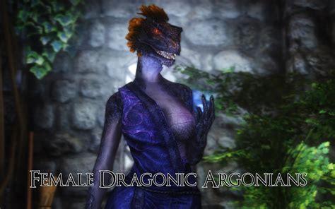 skyrim argonian cbbe mod female dragonic argonian textures cbbe and unp skyrim