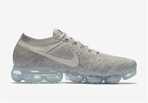 new year vapormax release date nike vapormax pale grey release date 849558 005