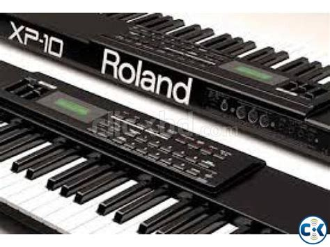 Keyboard Roland Xp 10 roland xp 10 new condition clickbd