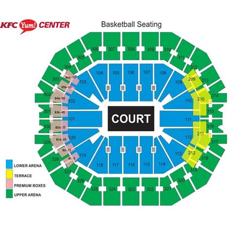 mabee center seating ncaa s basketball and second rounds kfc yum