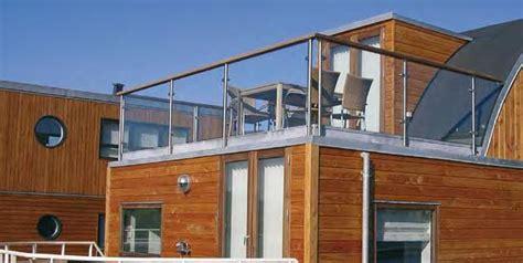 terrasse mit geländer altan terrasse
