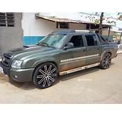Chevrolet S10 Executive Rebaixada Com Rodas Aro 22