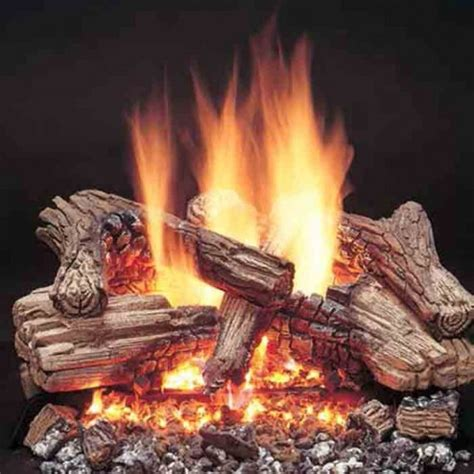 Fireplace Refractory Cement by Majestic Vdy30d3r 6 Refractory Cement Log Set For