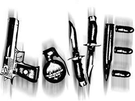 love tattoo gun grenade text and image umd graphic design i blogs