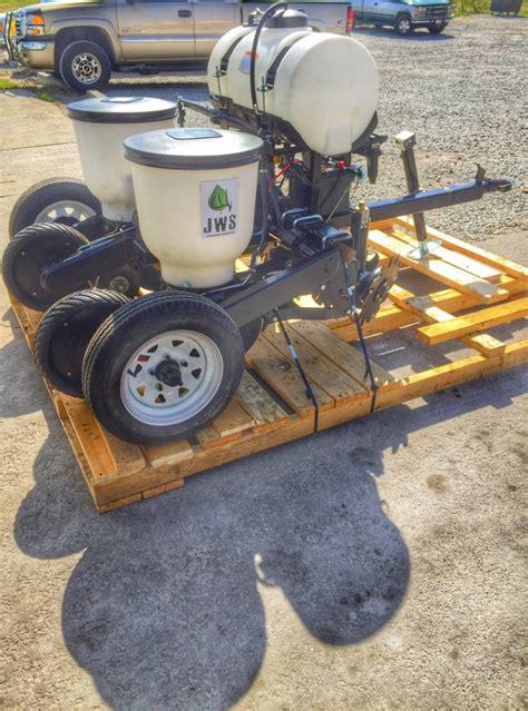 atv food plot planter foodplot equipment and tools