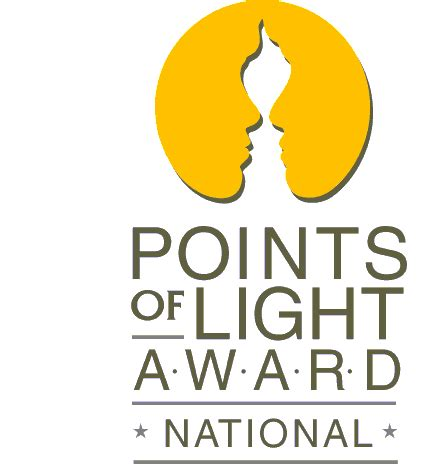 Daily Light Daily Points Of Light Award Delmarva S Angel 2009 2010