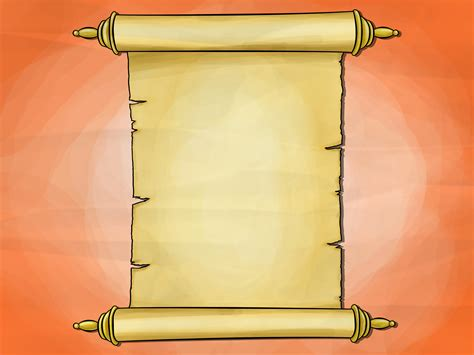 ä na y how to draw a scroll 6 steps with pictures wikihow