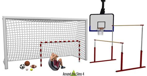 Custom Coffee Tables by Around The Sims 4 Custom Content Download Sport Amp Gym