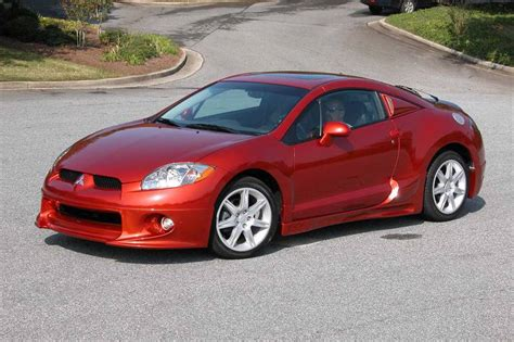 08 Mitsubishi Eclipse by Razzi By Aac Ground Effects Eclipse