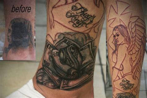 thug tattoos gallery thug design