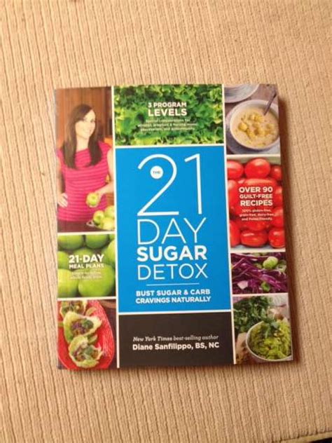 Sugar Detox Me Cookbook by You To Want It Balancing Today