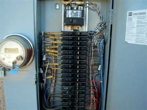 your home electrical panel