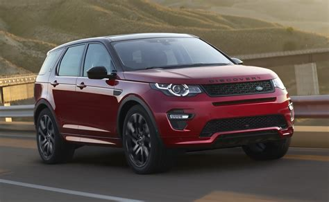 new land rover discovery sport land rover discovery sport gets new hse dynamic for