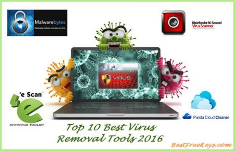 best virus best virus removal software 2016 top 10 tools to remove