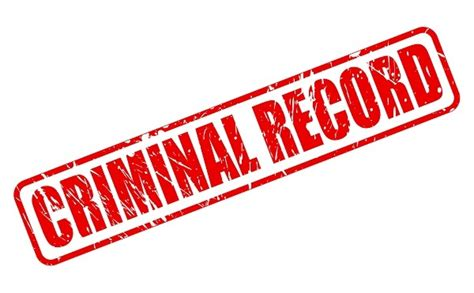 Clear Your Criminal Record Four Ways To Clear Your Criminal Record