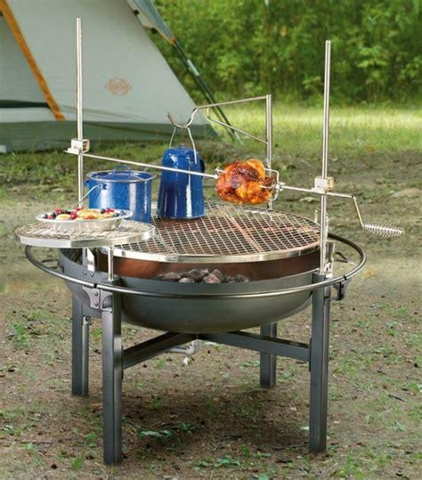feuerschale als grill interessante varianten f 252 r feuerschale mit grill